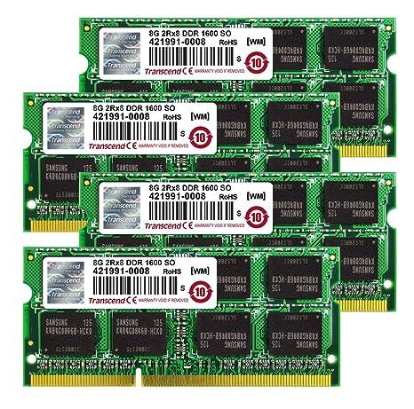 Transcend TS32GJMA524H JetMemory - Kit de Memoria RAM de 32 GB ...