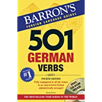 501 German Verbs (Barron's Foreign Language Guides) (Barron's 501 German Verbs (W/CD))