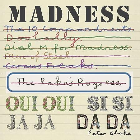 Madness Oui Oui Si Si Ja Ja Da Da Music