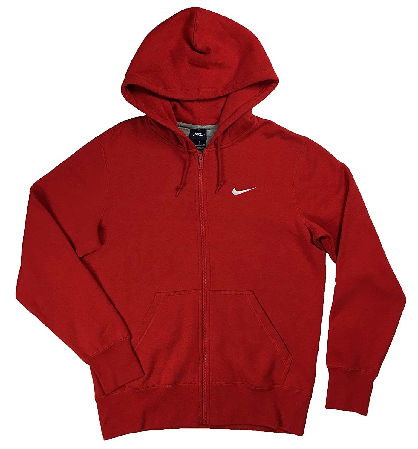 88d6243412 well-wreapped Nike Club Full Zip Hoody  611456-473 - begbil16.mrf.se