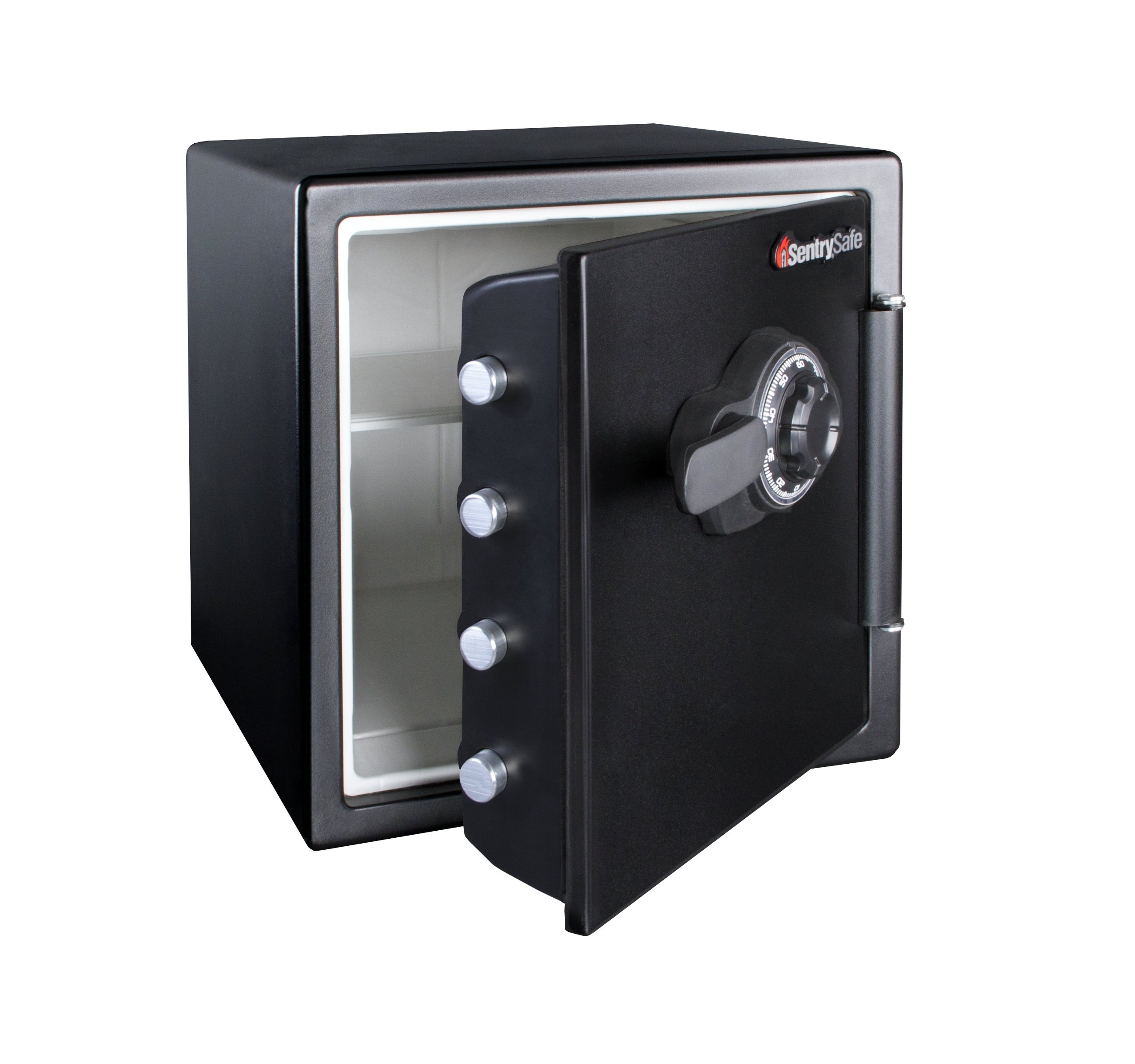 SentrySafe Fire and Water Safe, Extra Large Combination Safe, 1.23 Cubic Feet, SFW123CS by SentrySafe