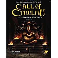Call of Cthulhu Investigators Handbook