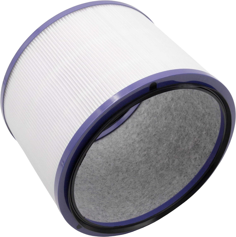 vhbw Filtro HEPA de Repuesto Dyson Pure Cool Link DP01, DP03, HP00 ...