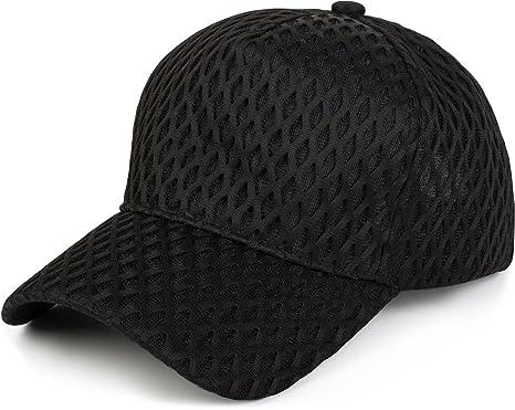 759a473b6e0e75 styleBREAKER 6-Panel Cap in Netz Optik, Baseball Cap, Basecap, verstellbar,