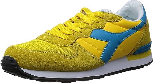 DIADORA Zapatilla Running Camaro YE SK (43): Amazon.es: Zapatos y complementos