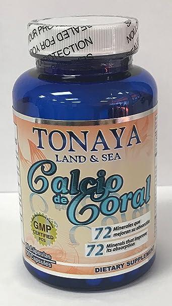 Tonaya Calcio de Coral