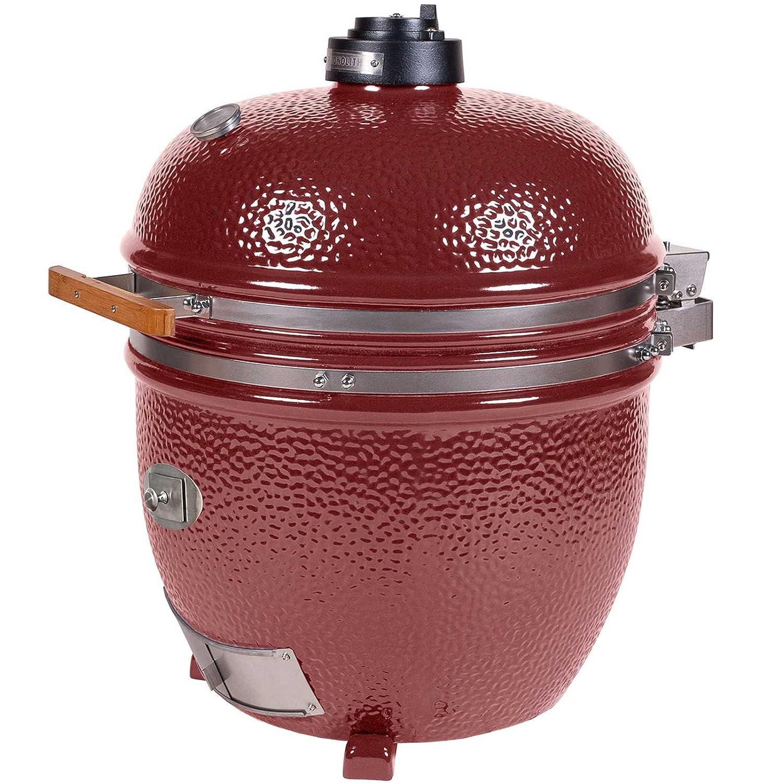 Monolith Le Chef RED Modell 2017 Keramikgrill Grill LeChef