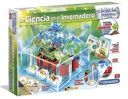 la ciencia en el invernadero clementoni