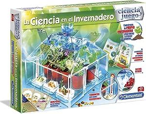 Ciencia y Juego - La Ciencia en el Invernadero, Juego