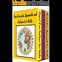 Fun French, Spanish & Italian for Kids (Language Boxed Set)