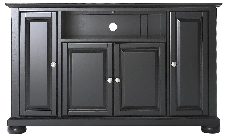 Crosley Furniture Alexandria 48-inch TV Stand – Black