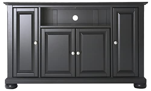 Crosley Furniture Alexandria 48-inch TV Stand – Black
