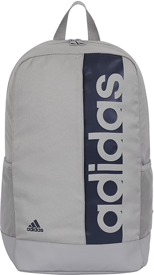 9ec3343fcaf5 Adidas 22 Ltrs Grey Casual Backpack (D95863)  Amazon.in  Bags ...