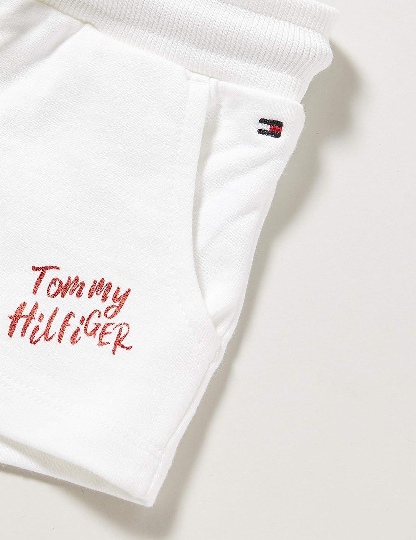 Tommy Hilfiger On Graphic Shorts Pantaloncini Bambina
