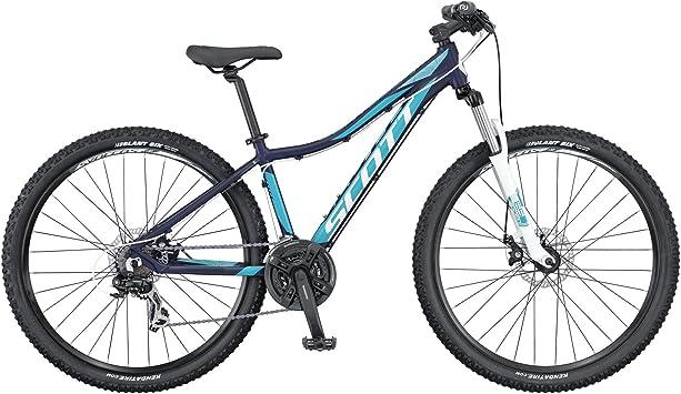 Bicicleta Mujer Montaña - Scott Contessa 740 M: Amazon.es ...