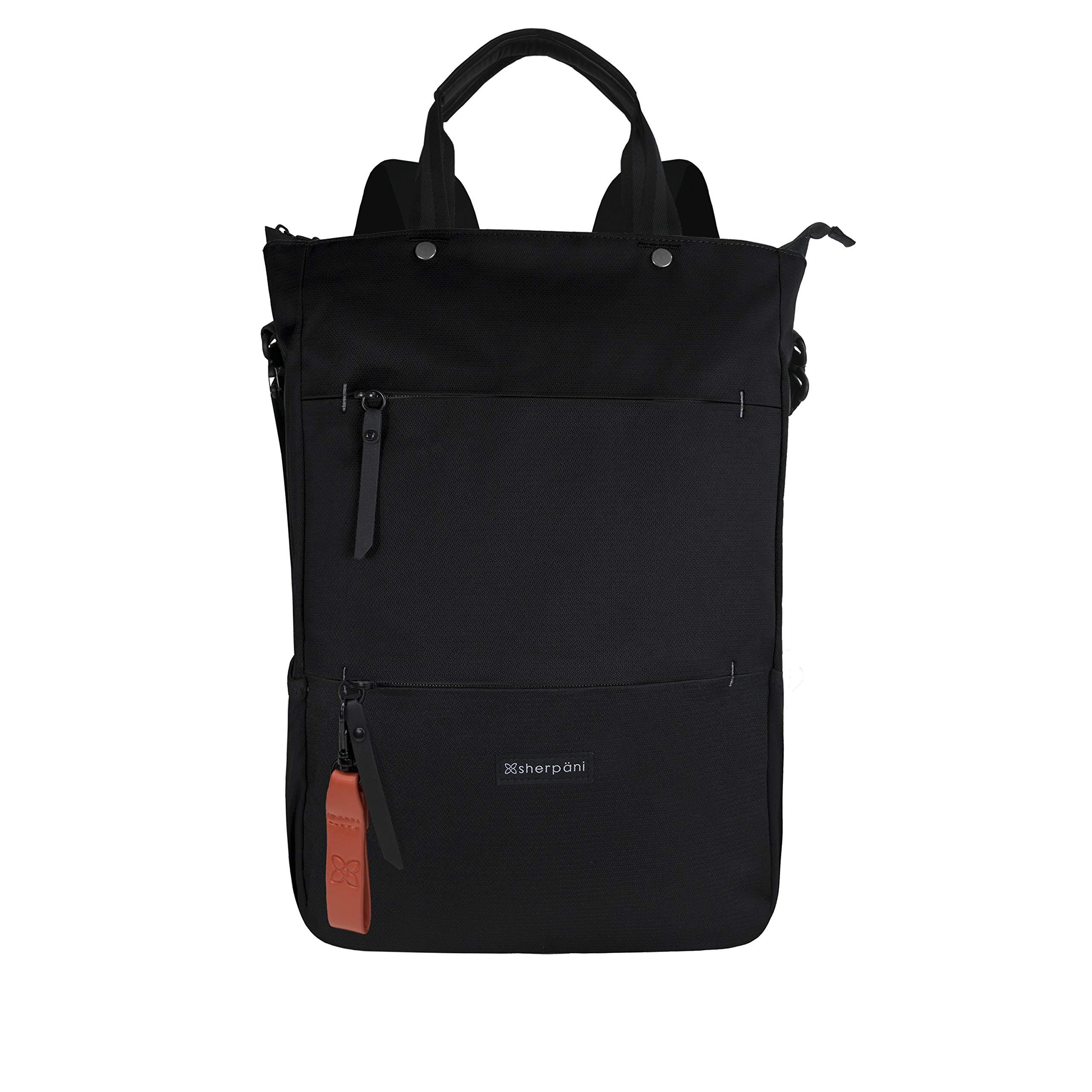 Sherpani Camden Raven Laptop Backpack, Raven by Sherpani (Image #1)