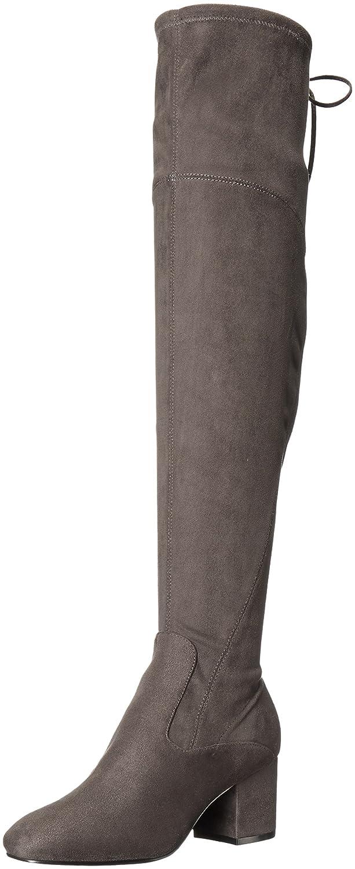 Ivanka Trump Women's Pelinda Over The Knee Boot B06Y1FX896 6 B(M) US|Grey