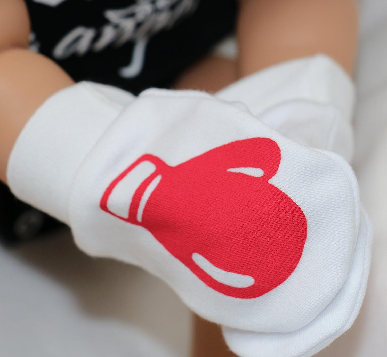 Baby de guantes de 12081 babymajawelt/® kratzf /äustlinge Boxs para reci/én nacidos/ /A Los Ara/ñazos mazo