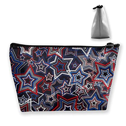 6148b3530709 Amazon.com: casually Pentagram Cosmetic Bag Travel Makeup Bag ...