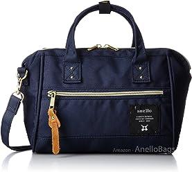 8c51ead105 Japan Anello MINI SMALL 2 Way Unisex Shoulder Bag Poly Canvas Waterproof