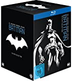 DCU Animation Batman Collection (Limited Edition exklusiv bei Amazon.de) [Blu-ray]
