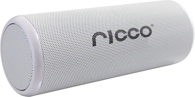 Ricco PB1 NFC Altavoz portátil Bluetooth Tubo para Smartphone ...