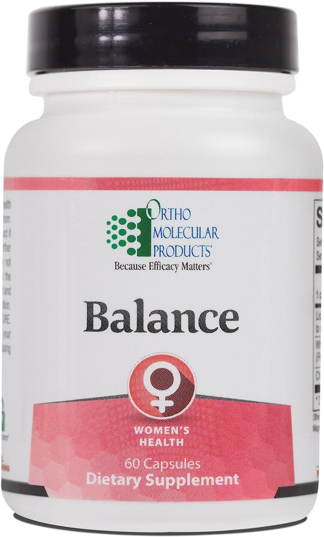 Ortho Molecular – Balance – 60 Capsules