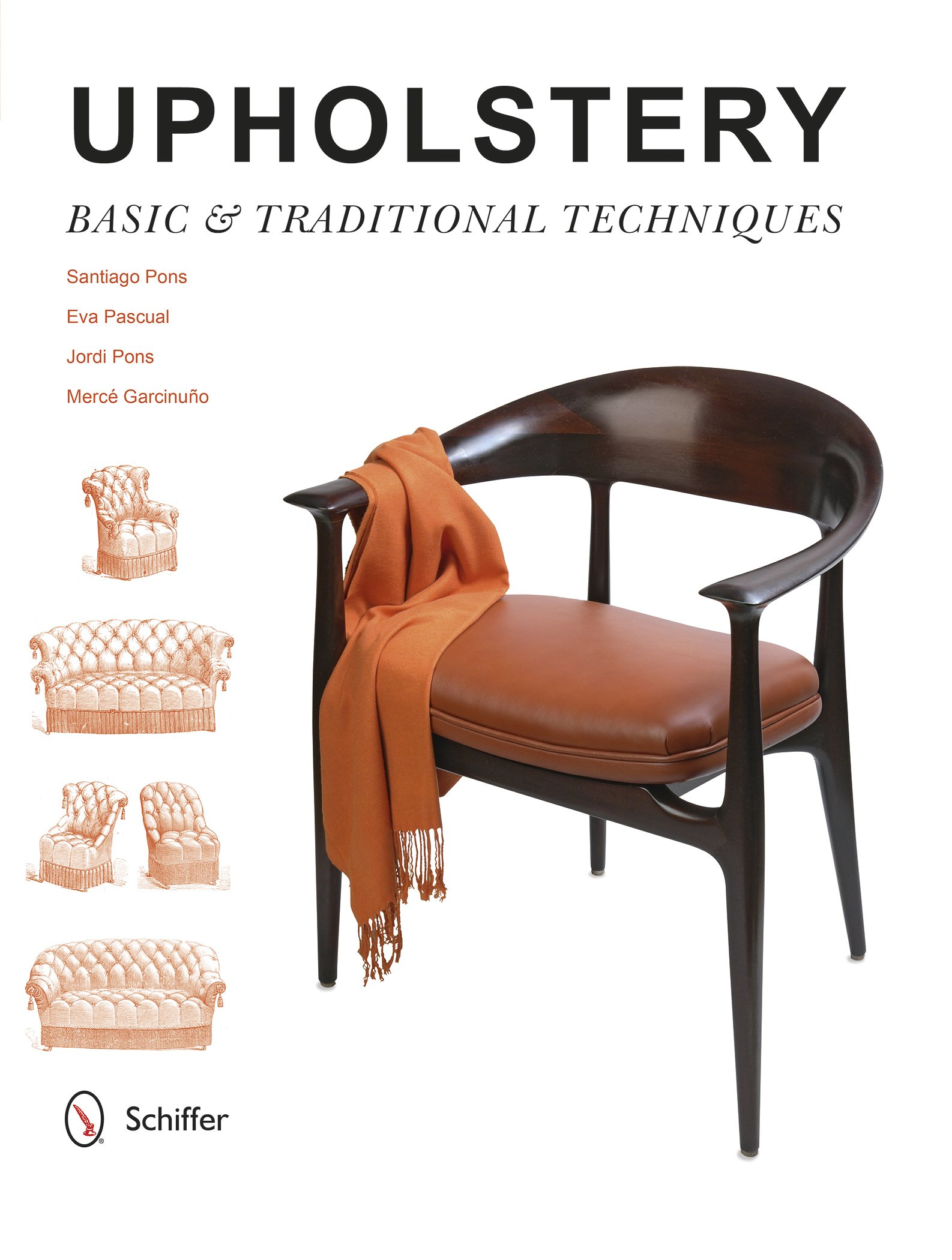Upholstery: Basic and Traditional Techniques: Amazon.es ...