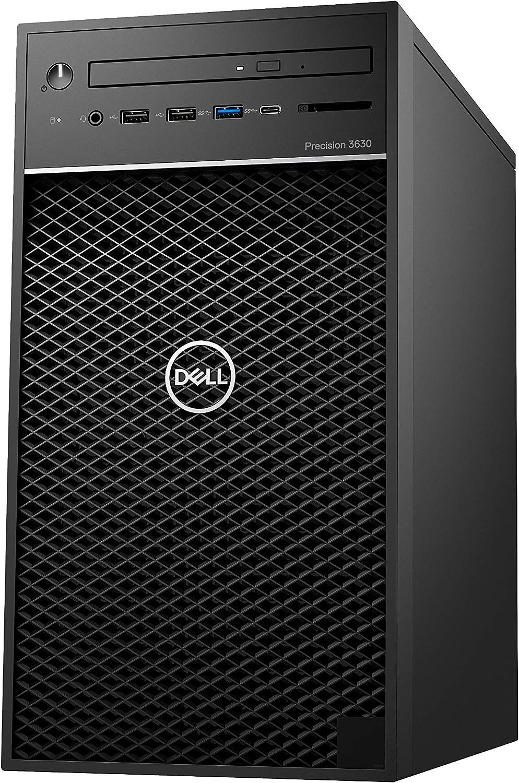 Dell Precision 3630 Tower Workstation - 3.2 GHz Intel Core i7-8700 6-Core - 32GB DDR4 - 512GB SSD - Radeon Pro WX 3100 - Windows 10 pro