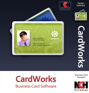 Cardworks business card software download amazon software cardworks business card software download reheart Image collections