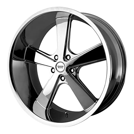 Amazon Com American Racing Vn701 Nova Chrome Wheel 20x8 55x127mm