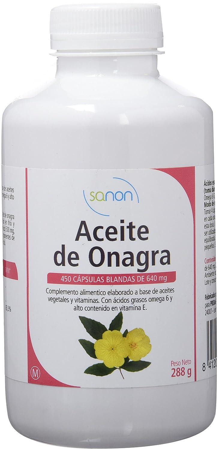 SANON Onagra 450 perlas 510 mg