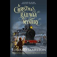 A Christmas Railway Mystery (The Railway Detective Series) (English Edition)