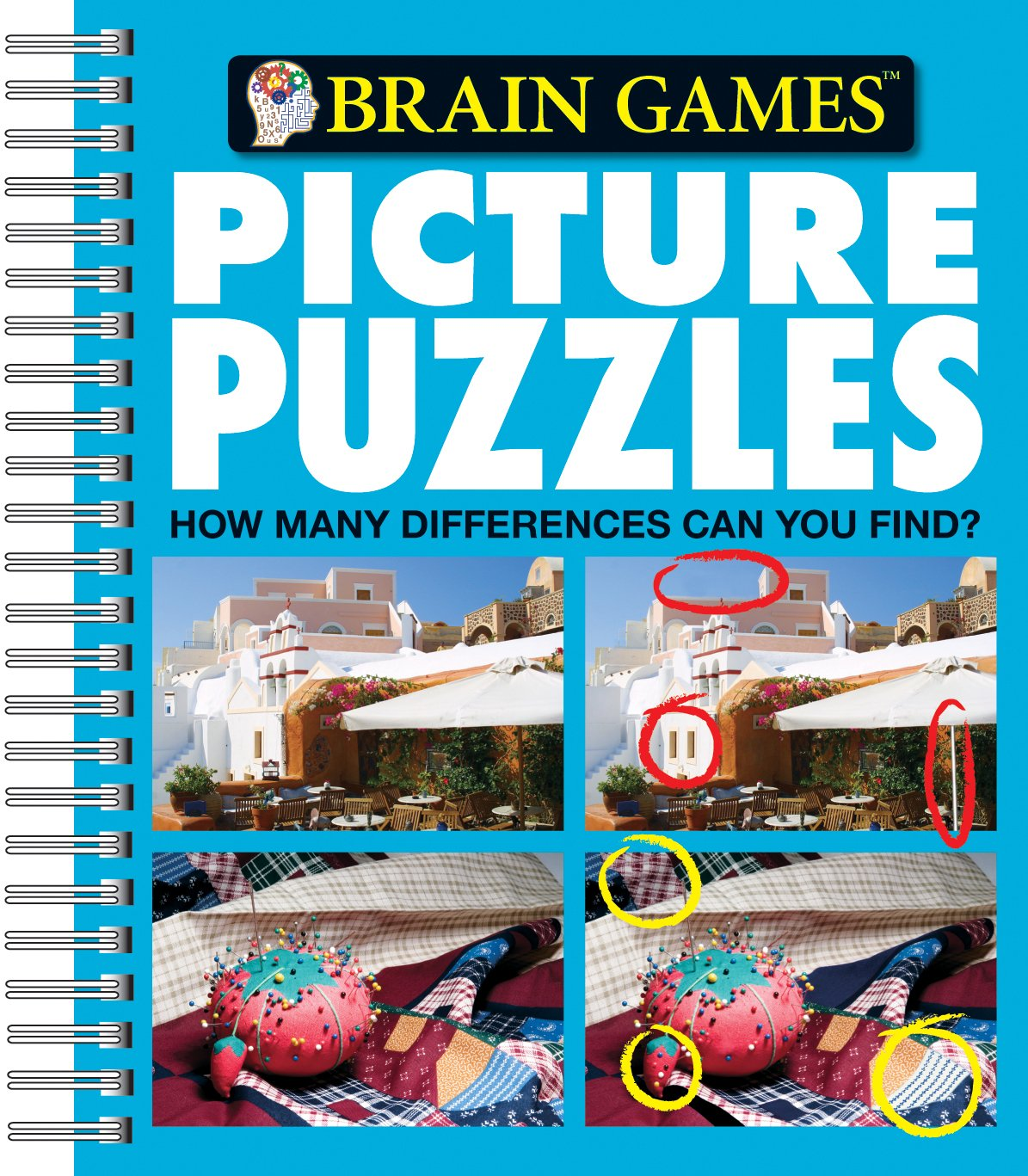 Brain Games Picture Puzzles Differences product image