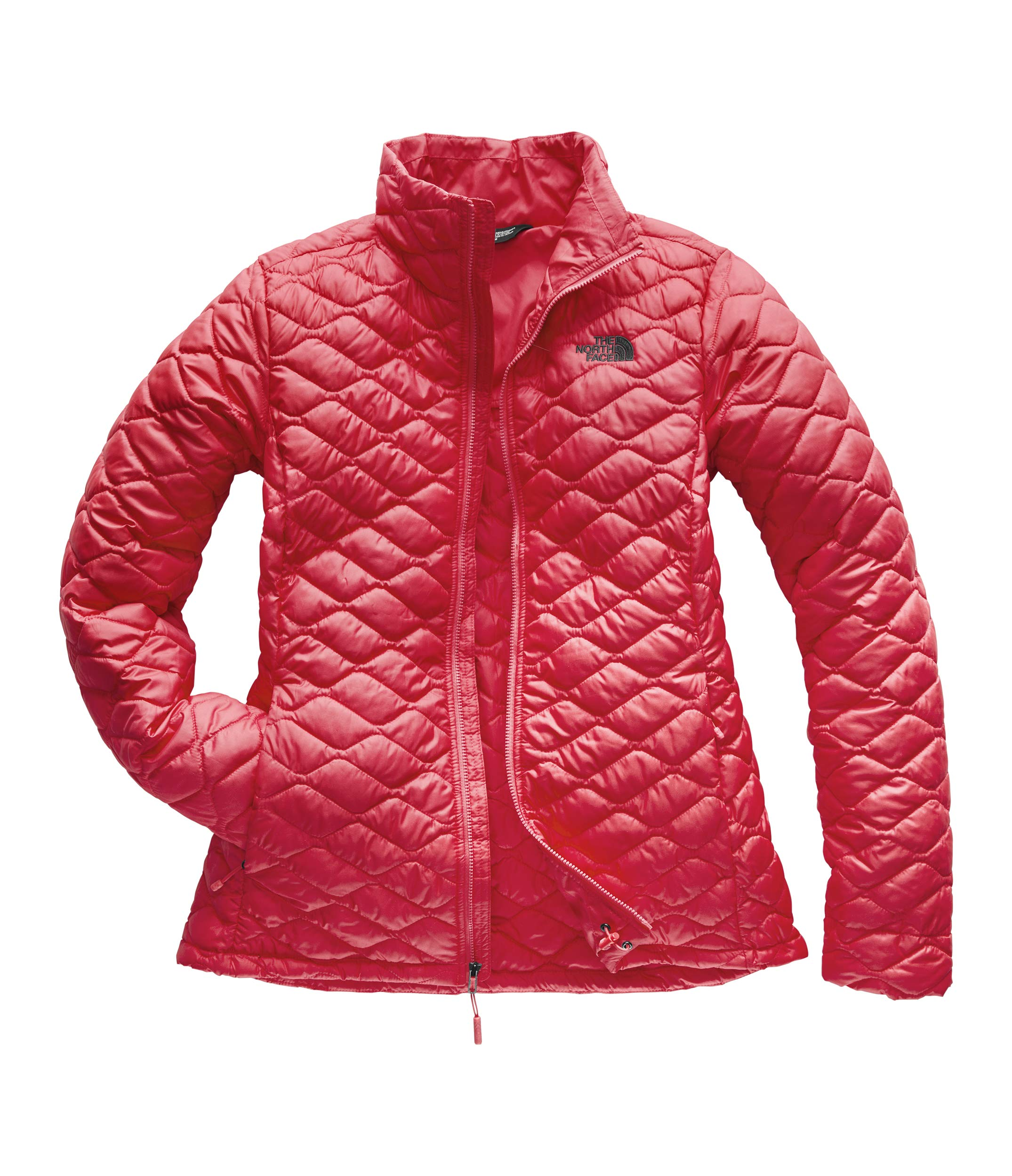 The North Face Women Thermoball Full Zip - Atomic Pink - XL