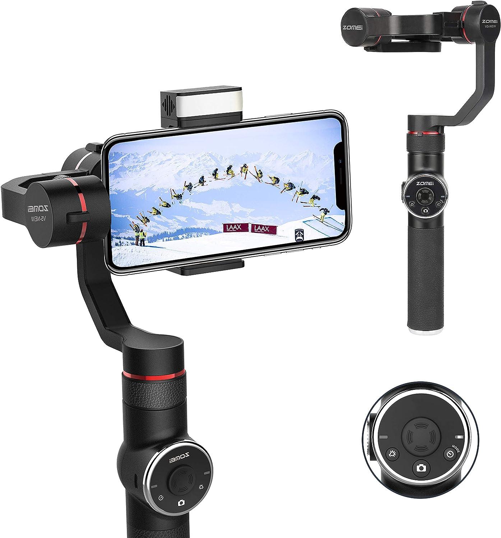 Zomei Smartphone Gimbal Mobile Stabilizer con Steadycam de Mano de ...