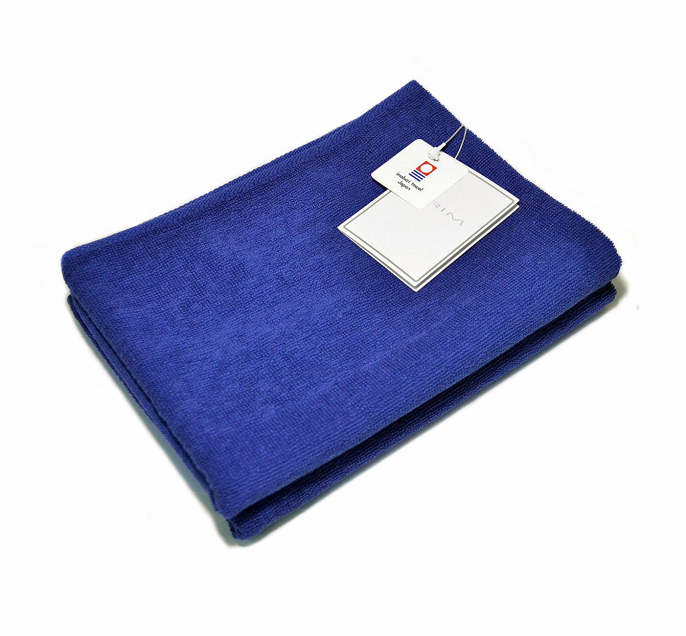 Imabari Hotel Towel Face Towel Set of 2 (Blue) by Imabari (Image #1)
