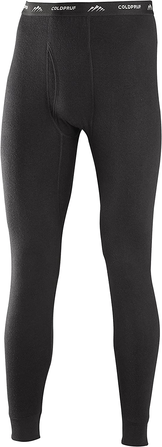 ColdPruf Men's Basic Dual Layer Bottom