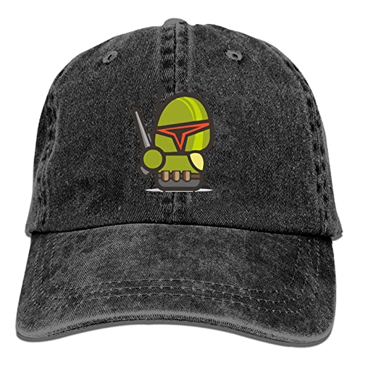 Image Unavailable. Image not available for. Color  Baseball Cap-Boba Fett  ... 25dfee8d381