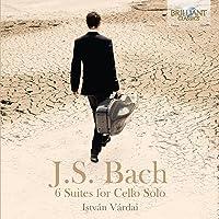 Johann Sebastian Bach: 6 Suites for Cello Solo