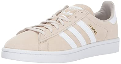 timeless design e5088 4fe97 adidas Originals Women s Campus W Sneaker, Clear Brown Crystal White, (5  Medium US