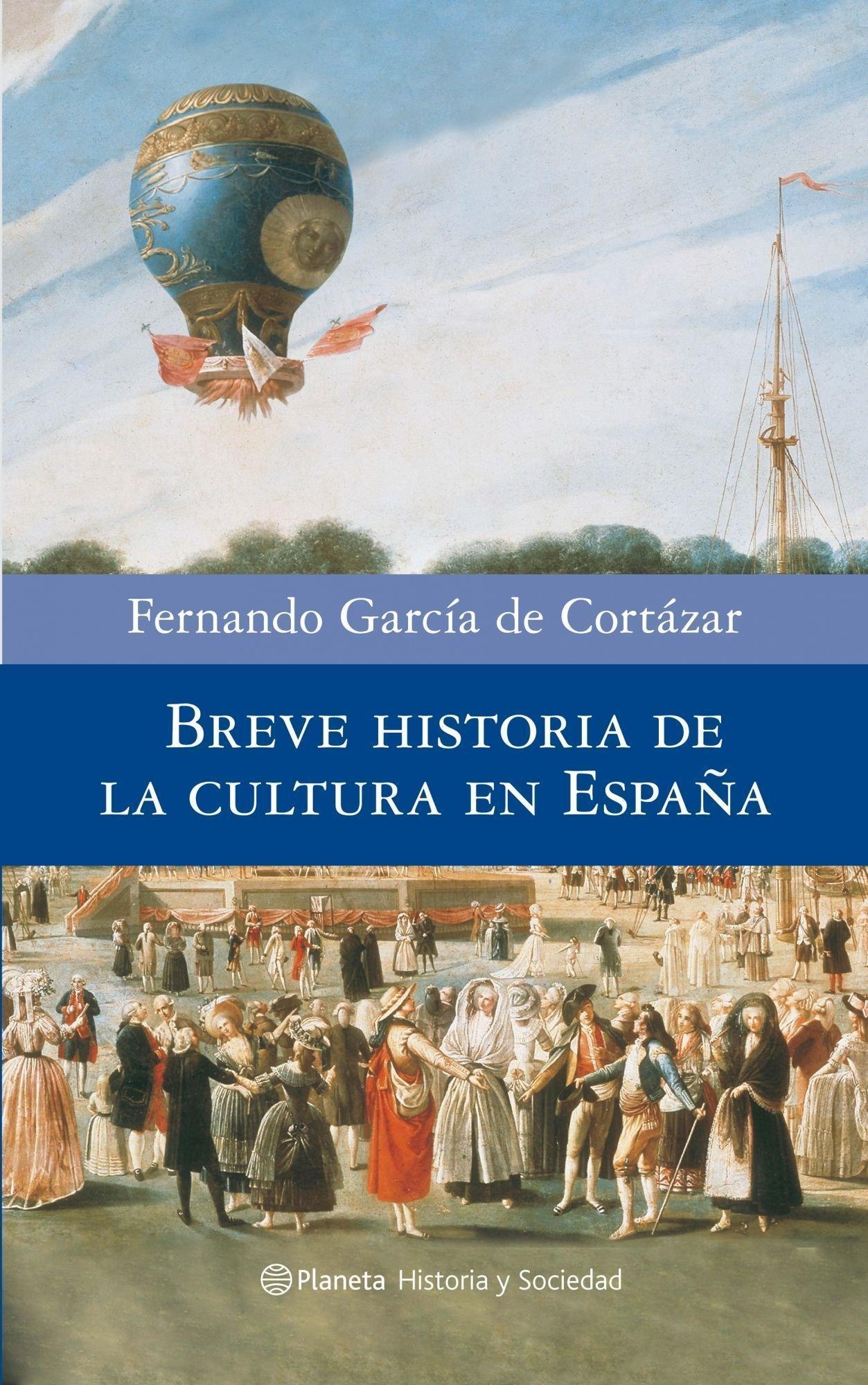Breve historia de la cultura en España Historia y Sociedad: Amazon ...