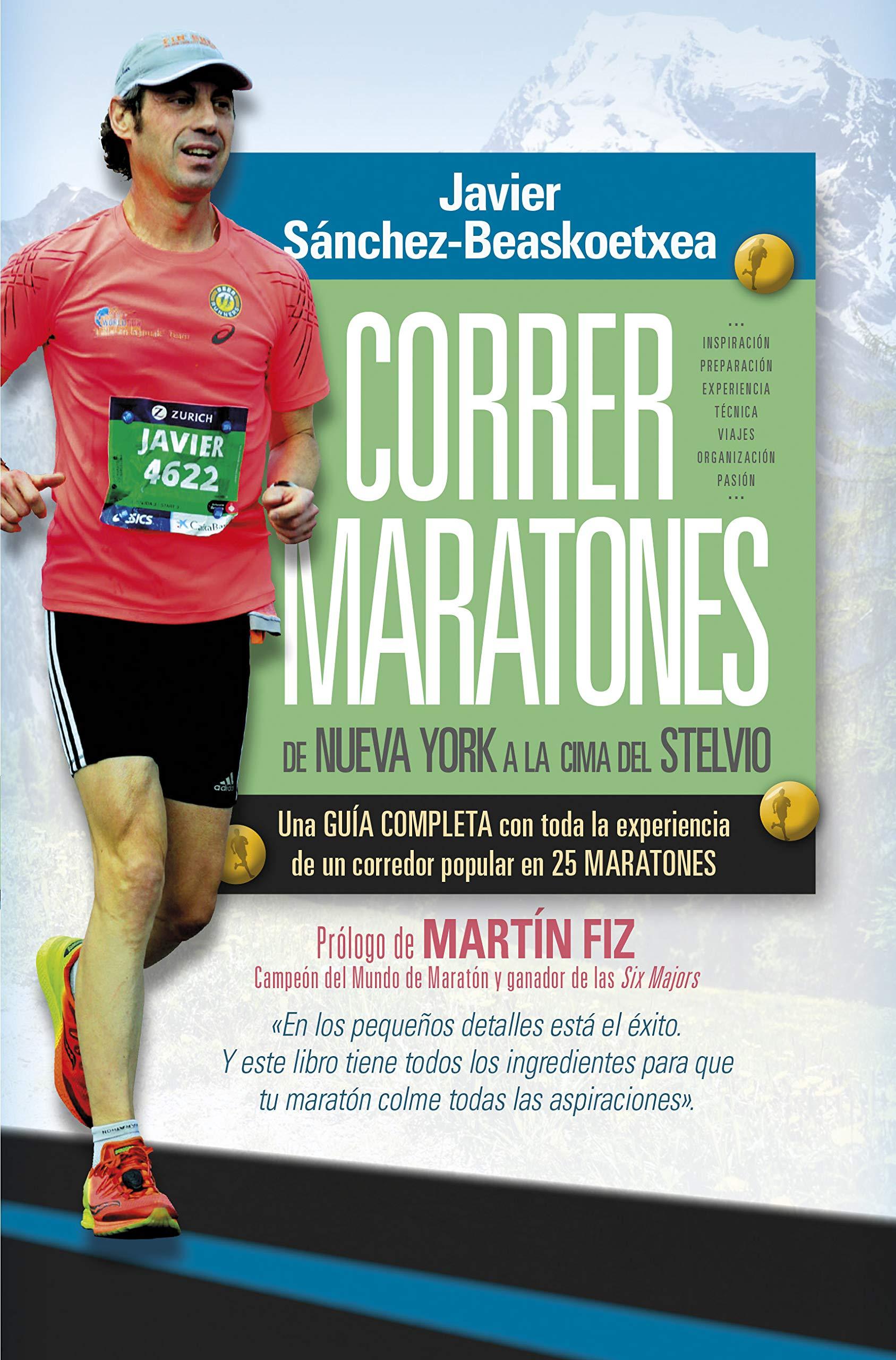 Correr maratones (Deporte)
