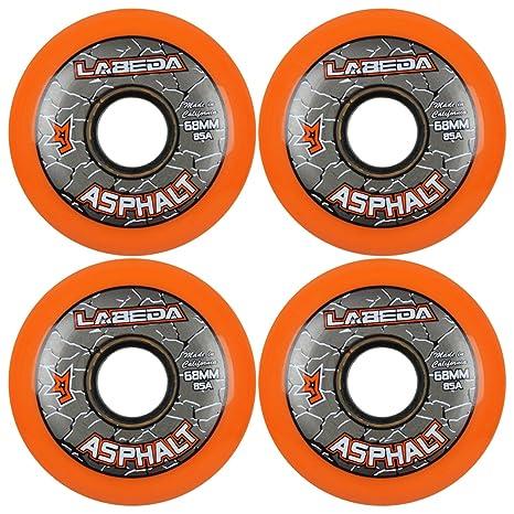 Pinza Labeda asfalto duro Hockey sobre ruedas de Skate – 4 unidades