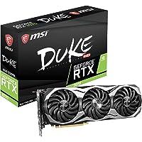 MSI RTX 2070 Gaming Z Tarjeta de gráficos 8G GeForce 256 bit HDMI/DP/USB Ray Tracing Turing Architecture, RTX 2070 Duke 8G OC