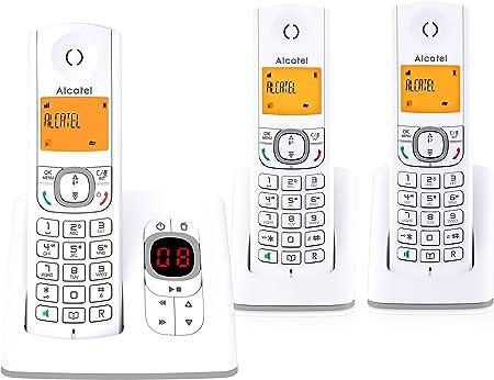 Alcatel F530 Voice Trio Candy Bar Computers Accessories