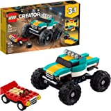 LEGO Creator 3in1 Monster Truck Toy 31101 Cool...