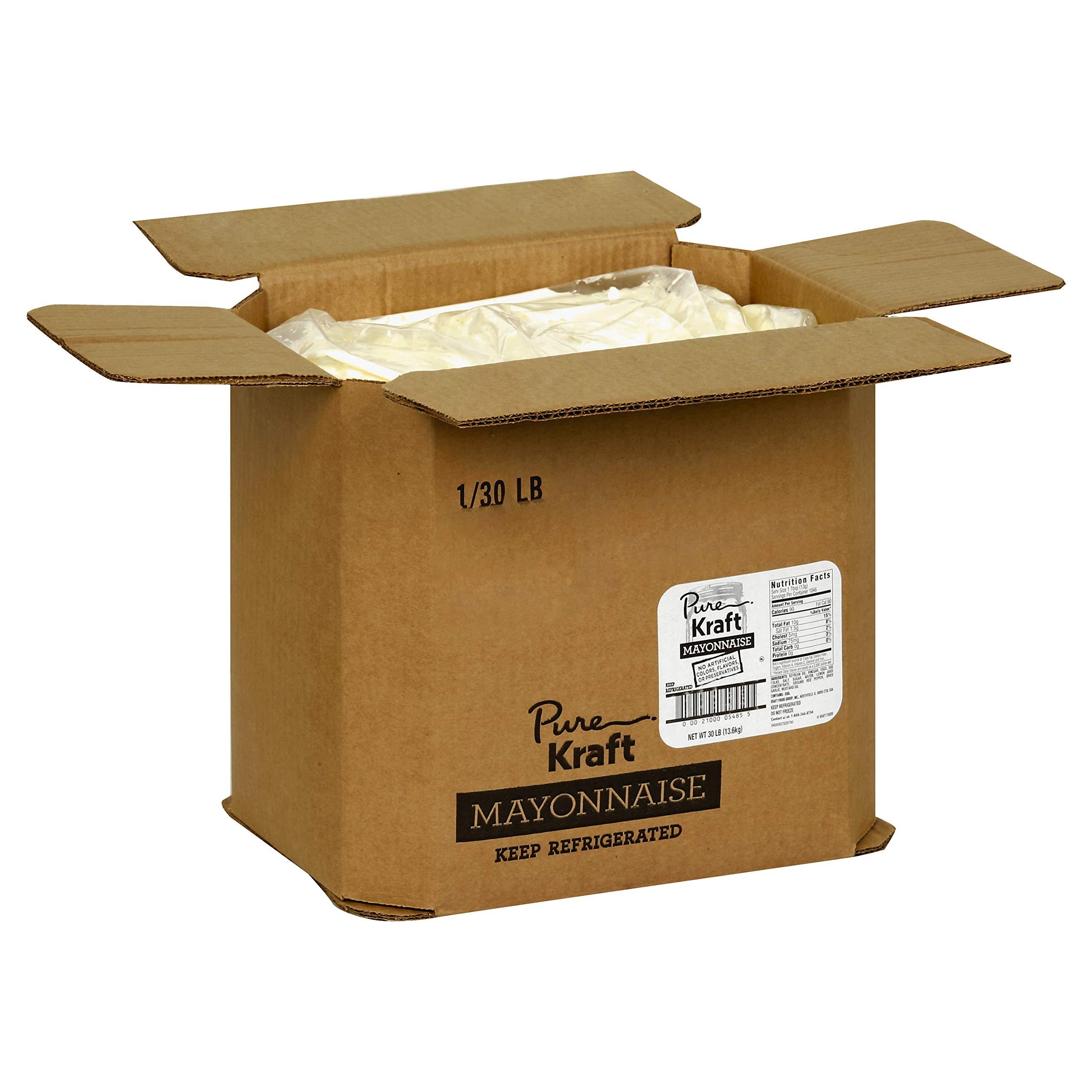 Kraft Extra Heavy Mayonnaise, 30 lb. Pail