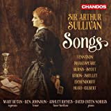 Sullivan:Songs [Mary Bevan; Ben Johnson; Ashley Riches;David Owen Norris] [Chandos: CHAN 10935(2)]