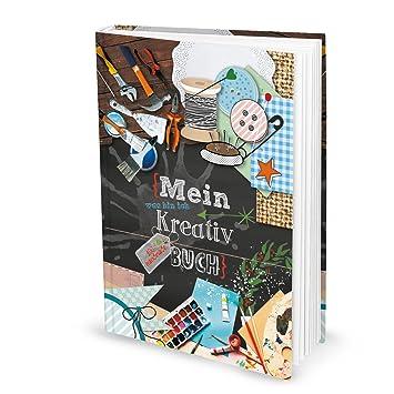 Creative Livre Couverture Rigide A4 Avec 164 Vides Pages